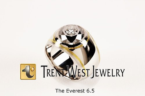 The Everest 6.5 - Trent West Jewelry