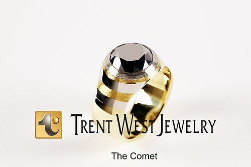 The Comet - Trent West Jewelry
